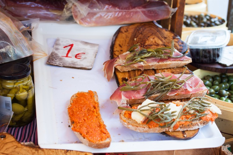 baleares iles specilaites culinaires majorque mache pain tartine incontournable