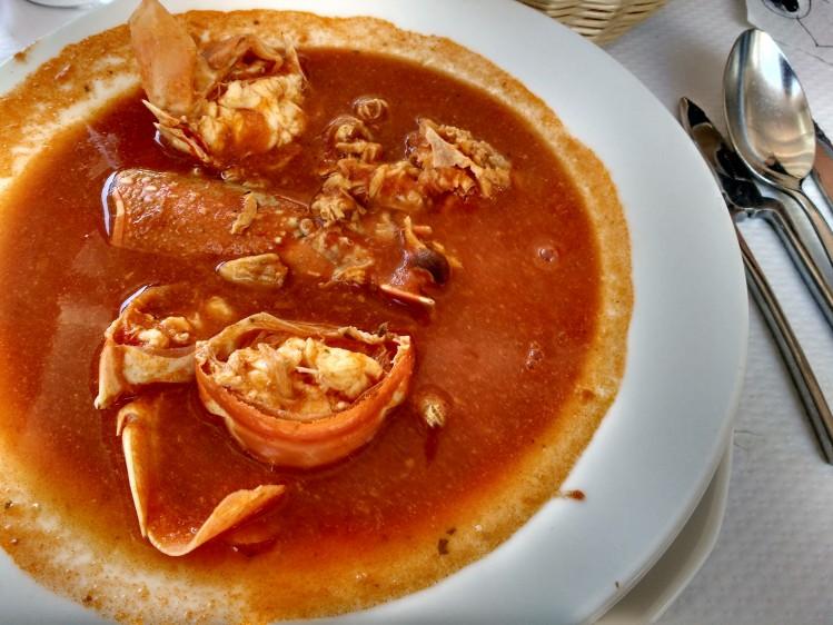 baleares cuisine iles specialites crustaces soupe