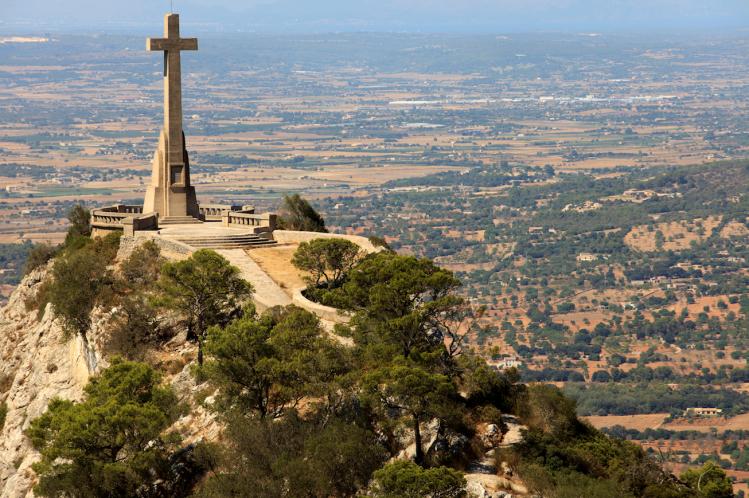 baleares majorque itineraire panorama sanctuaire