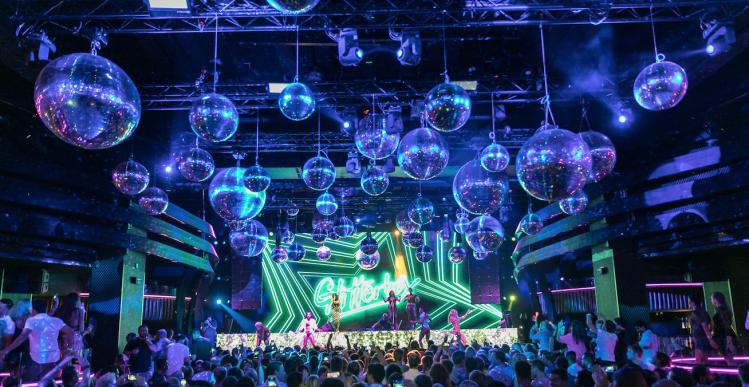 ibiza club disco fete soiree glitter box