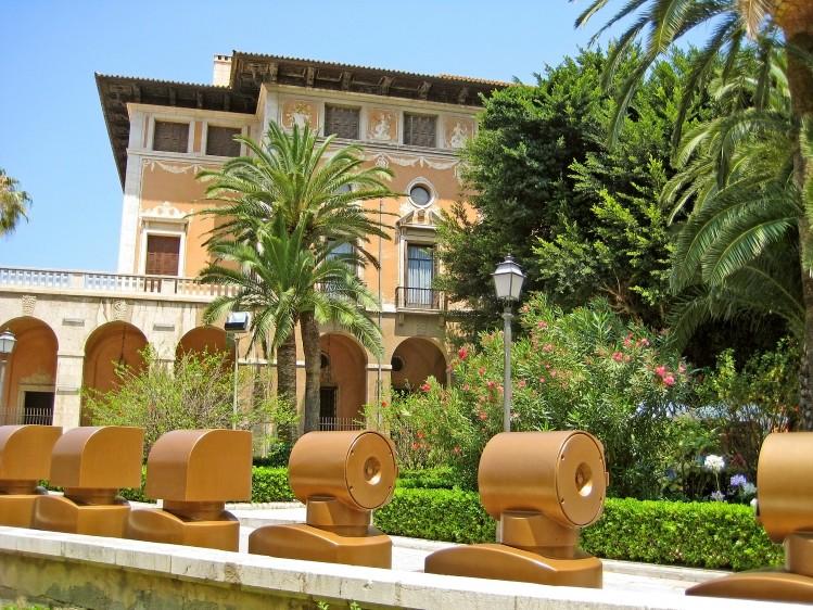 majorque itineraire musee palma circuit