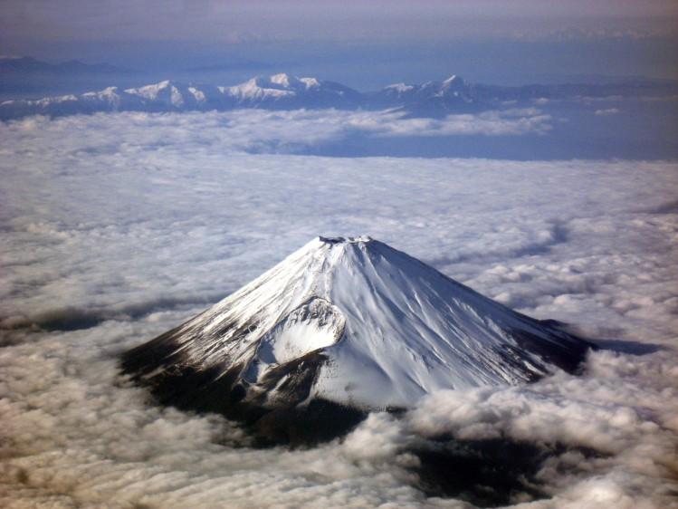 japon mont fuji aventure ascension
