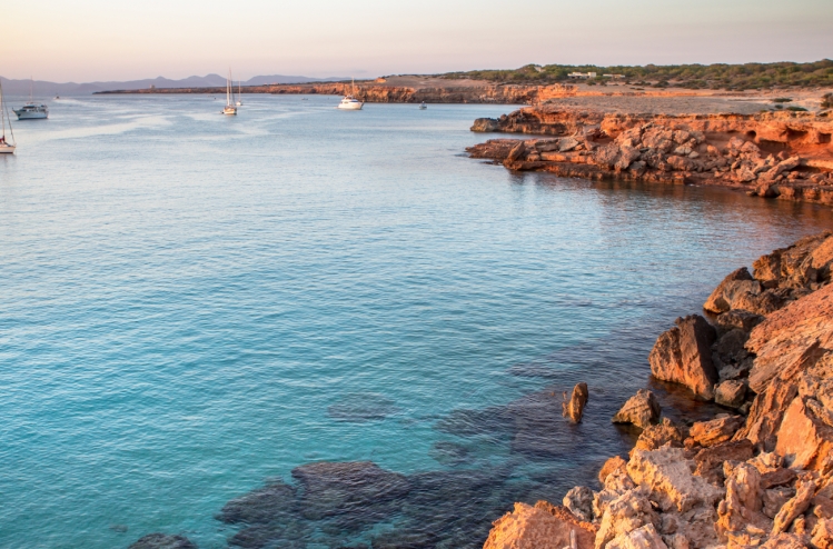 baleares itineraire circuit formentera ile