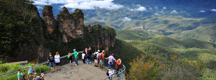 Australie : un week-end dans les Blue Mountains