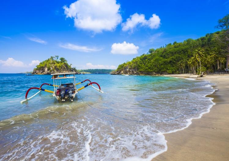 Nusa Penida Bali plage plongee