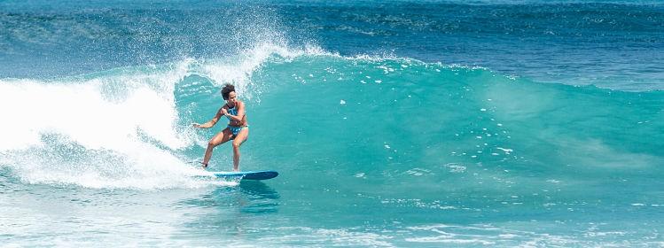 Où surfer à Baliet Lombok?