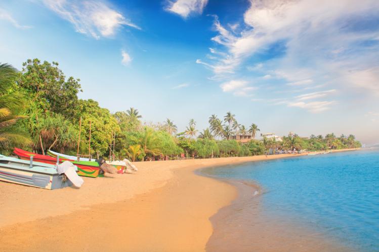 Bentota Sri Lanka top plages