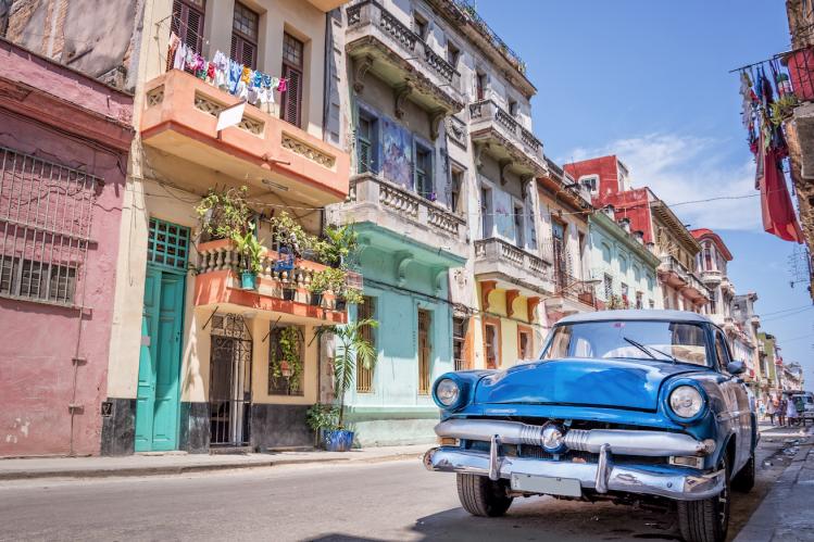 La Havane Cuba logement