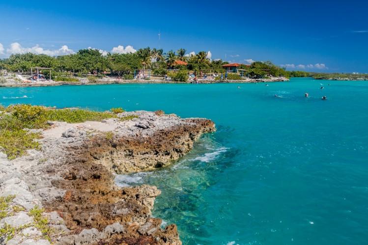 Baie des cochons Cuba snorkeling plongee