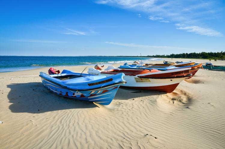 Kalkudah Sri Lanka top plages