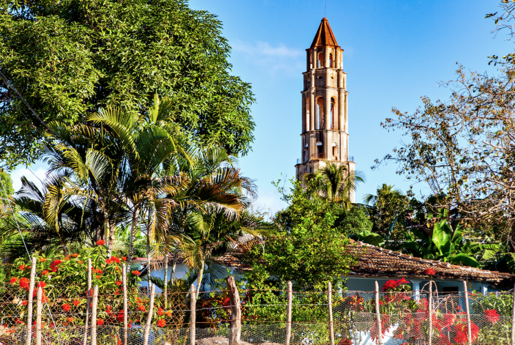 Cuba los ingenions logement vallee
