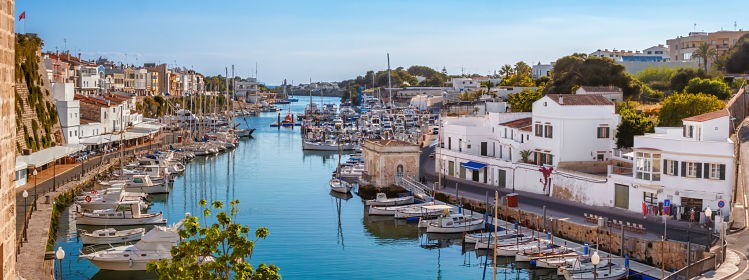 Itinéraire d'une semaine à Minorque