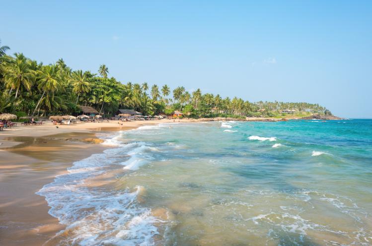 Goyambokka Sri Lanka top plages