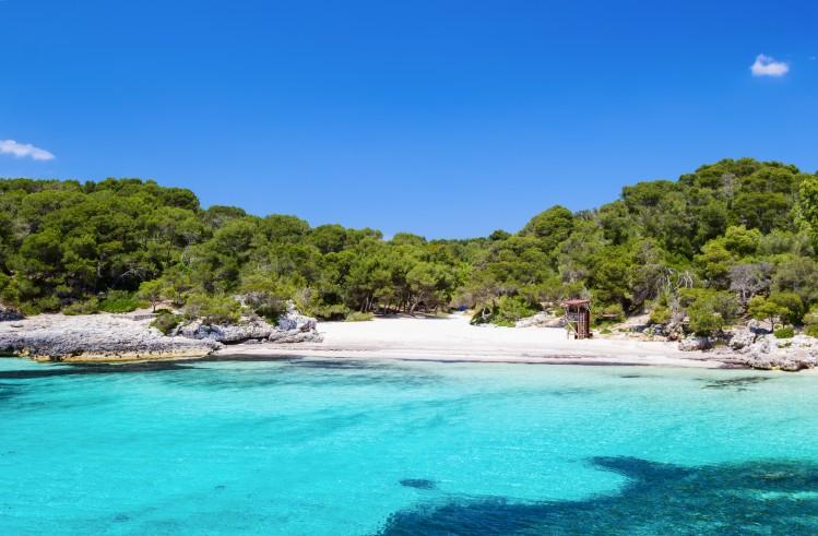 Cala Turqueta Minroque plages