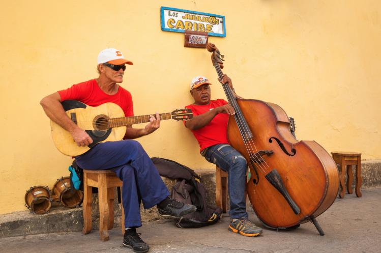 Cuba Santiago de Cuba logement musiciens