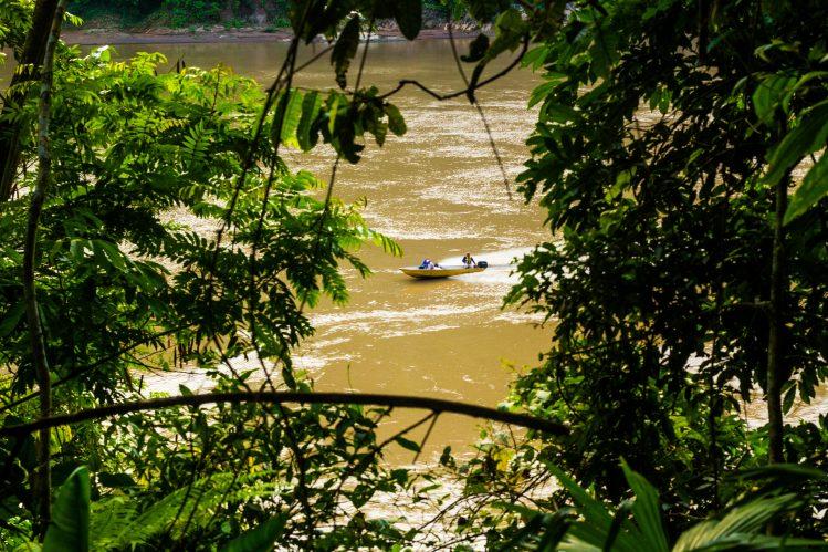 Colombie amazonie Kayak