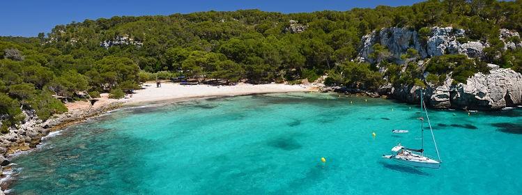 Baléares : les plus belles plages de Minorque