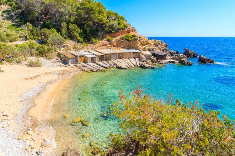 plages cala d'en serra ibiza