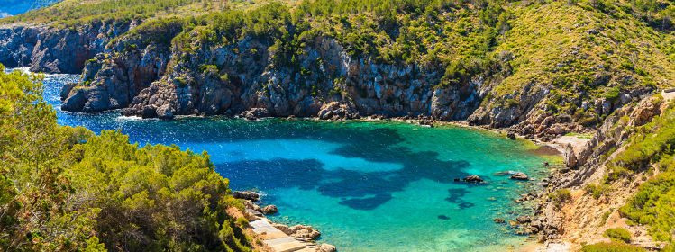Baléares: les plus belles plages d'Ibiza