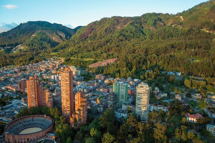 bogota andes colombie incontournables
