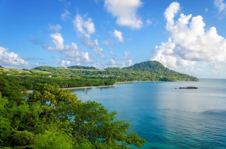 colombie , île de la providencia, incontournable