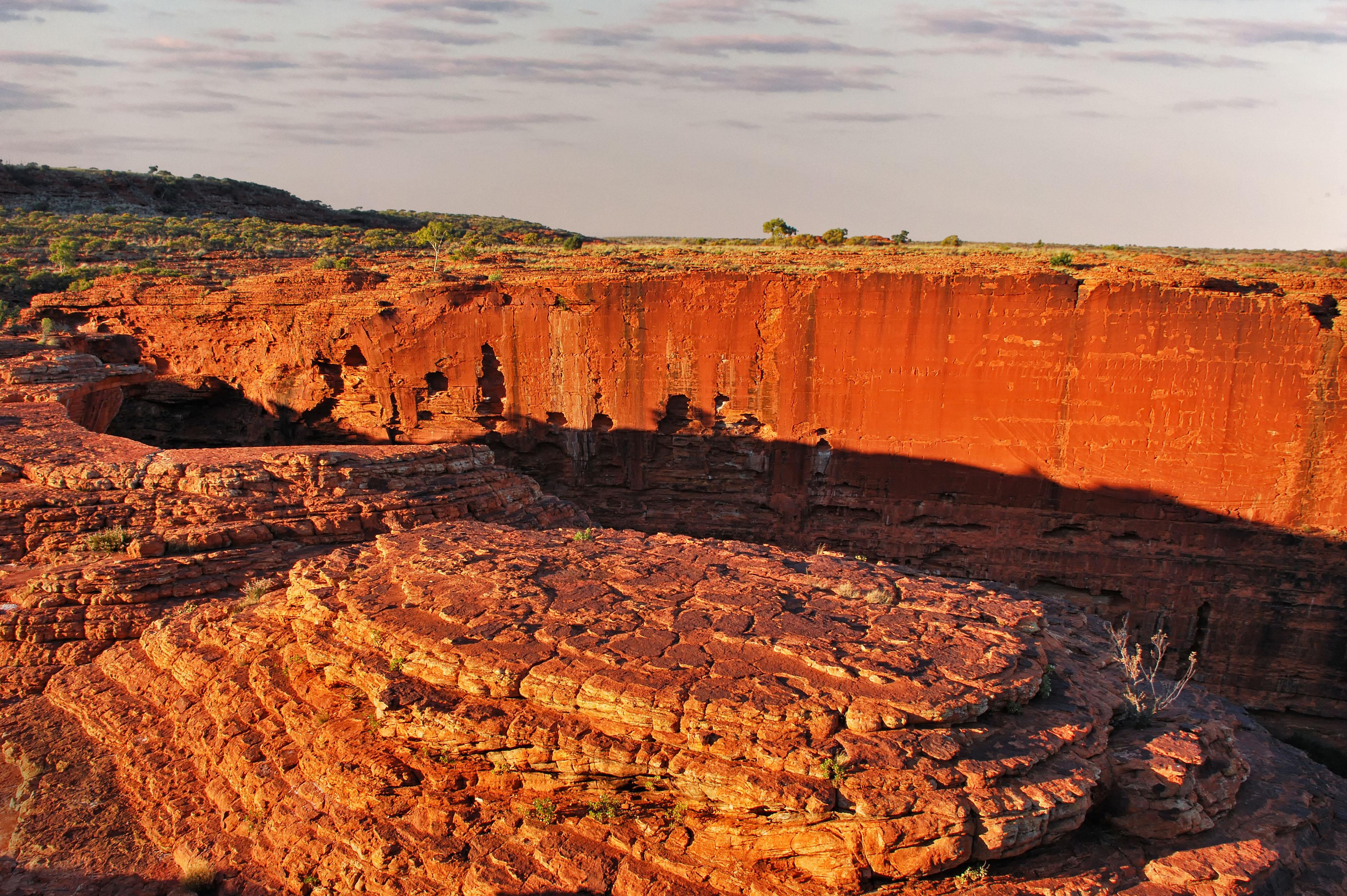 Brancher dans Alice Springs