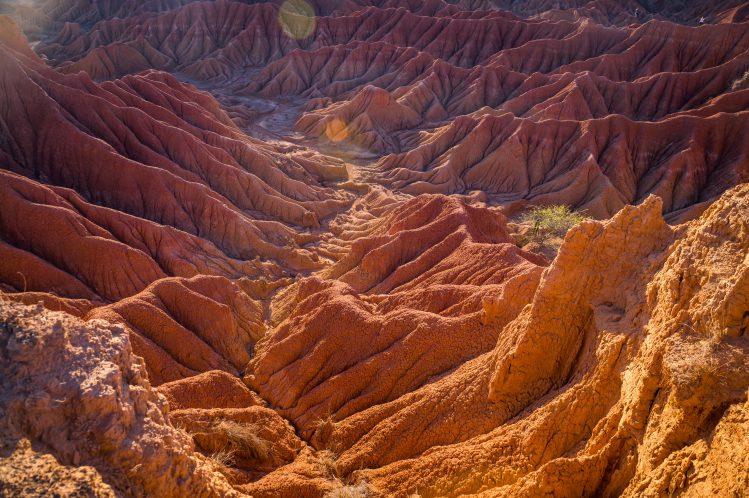 désert de tatacoa colombie