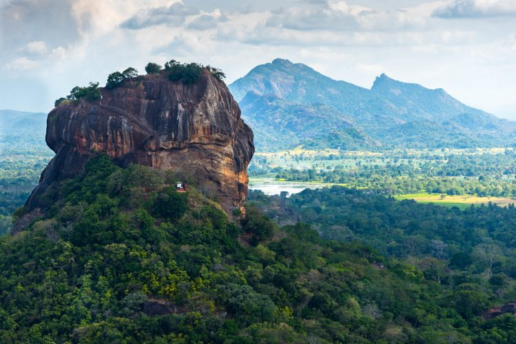 lion rock sigiriya incontournable