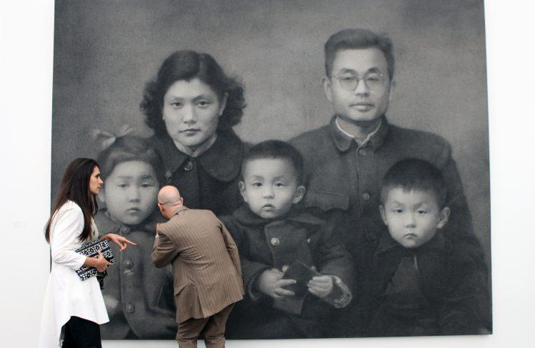 Réussir ses photos de voyage: Allez voir des expos! Frieze Art Fair, Londres 2012 ©Elisabeth Blanchet