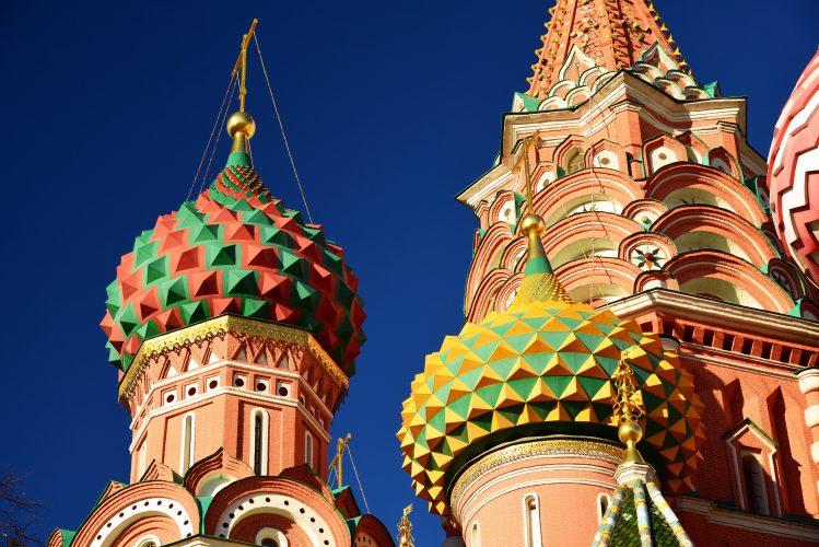 Cathédrale Basile-le-Bienheureux, incontournable de Moscou