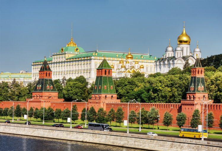 Kremlin, incontournable de Moscou