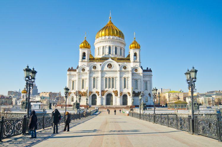 Cathédrale du Christ-Sauveur, incontournable de Moscou