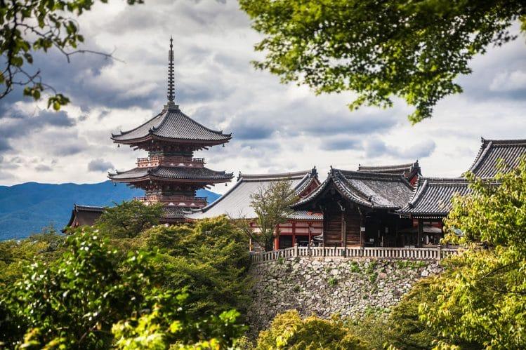 Temple de Kiyomizudera