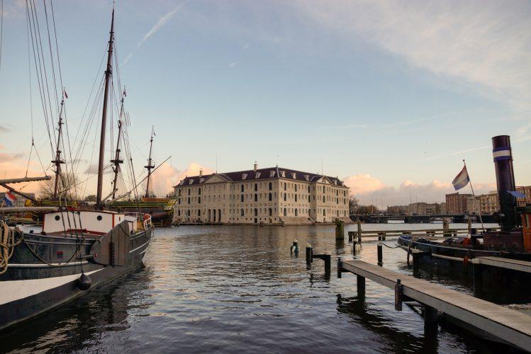 Amsterdam Schifffahrtsmuseum © geigenkasten