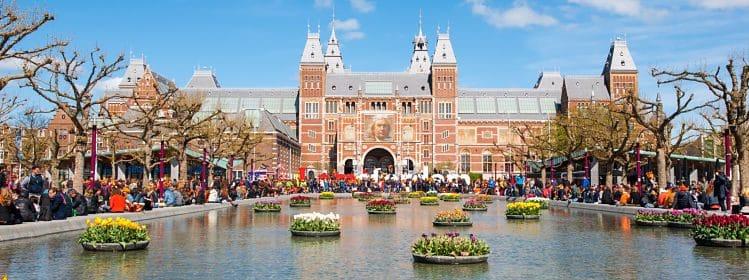 10 bonnes raisons d'aller à Amsterdam