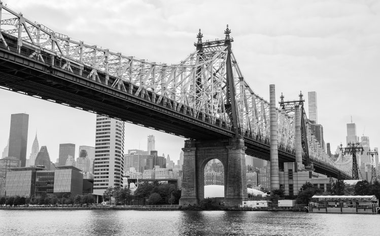 new york queensboro bridge manhattan film