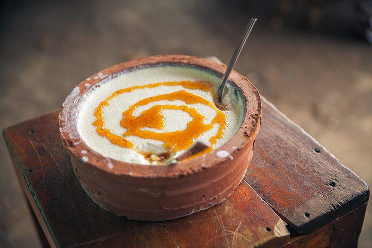 buffalo curd Sri Lanka spécialités culinaires