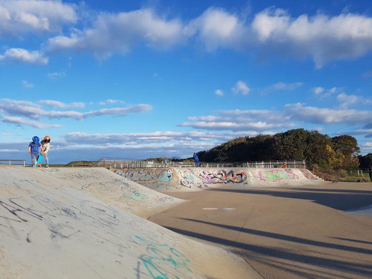 Skate Park Marouba Sydney gratuit