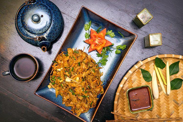 kottu roti traditionnel Sri Lanka spécialités culinaires