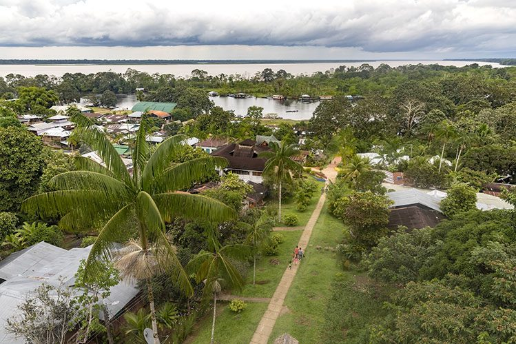 Puerto Nariño Colombia itinéraire 3 semaines
