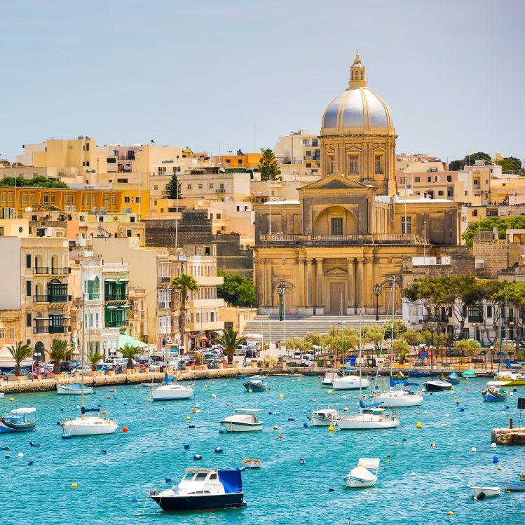 la valette ville villages malte