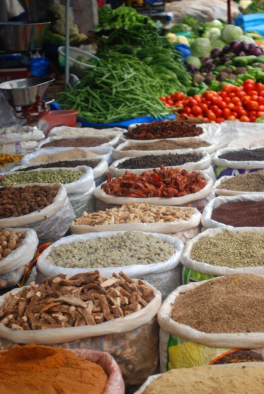 épices marché Sri Lanka avant de partir