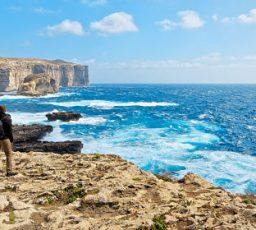 Où faire de belles randonnées à Malte?
