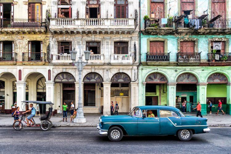 Cuba La Havane voyage partir 2019