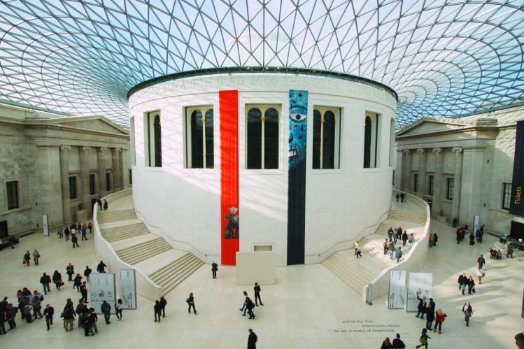 culture famille british museum londres