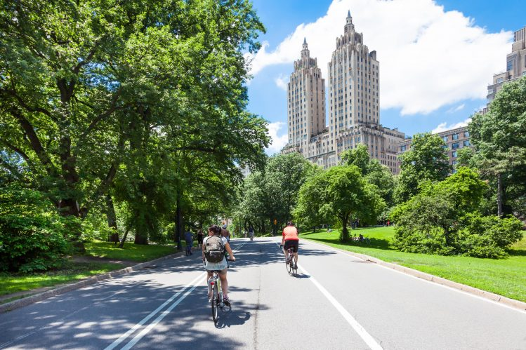 culture famille central park new york