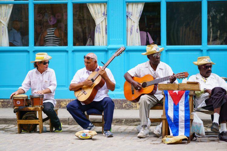 Cuba, musique, insolite
