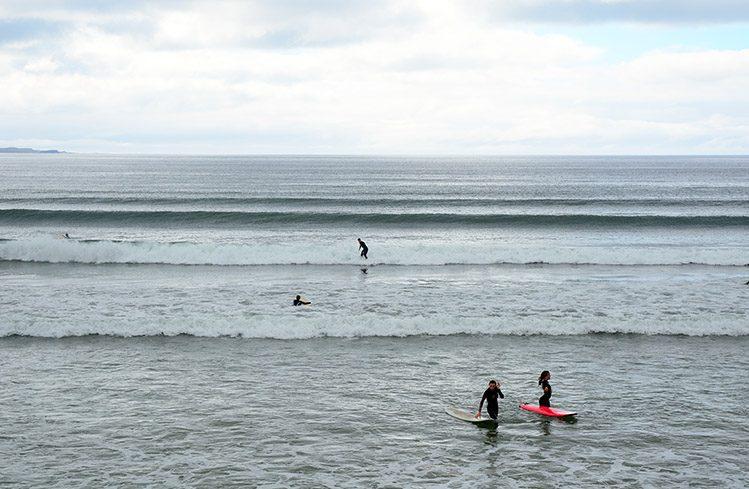 surfers lahinch irlande activités