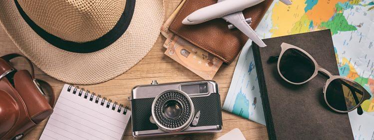 Préparez votre valise: 10 objets indispensables en voyage