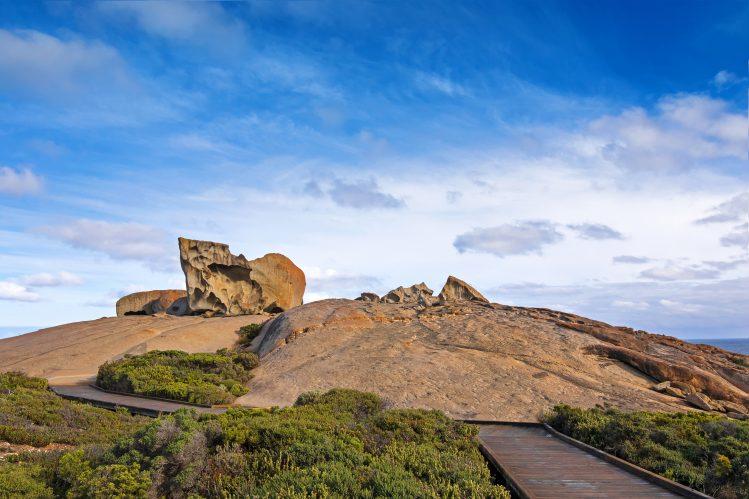 Randonnée, Australie